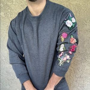Other - Rose arm sweater